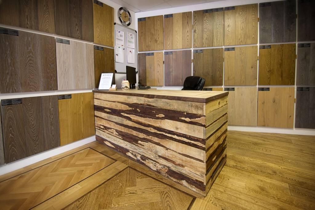 Woodcraft Flooring Showroom