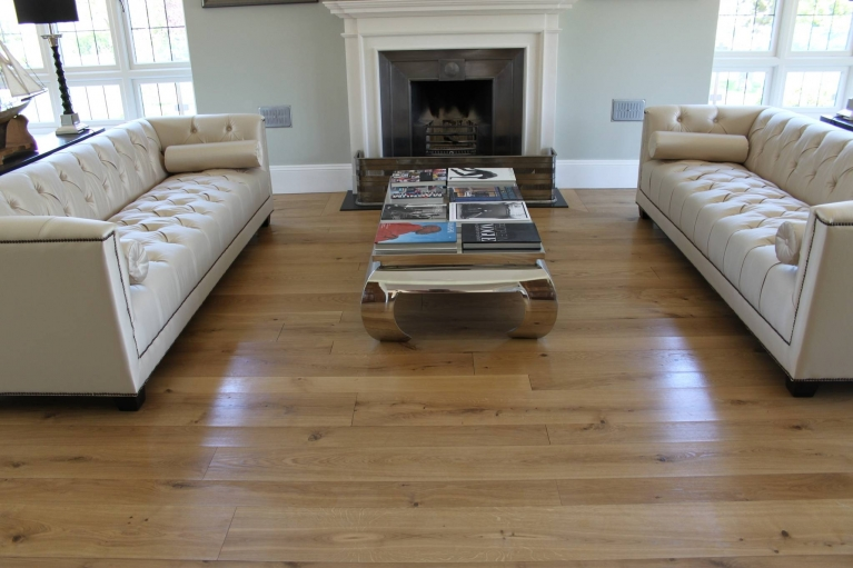Natural Oak Sitting Room